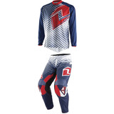 One Industries 2015 Atom Pant/Jersey Combo - Lines - Dirt Bike Pants, Jerseys, Gloves, Combos
