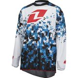 One Industries 2016 Atom Vented Jersey - Digital Camo - One Industries Dirt Bike Riding Gear