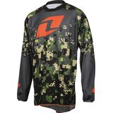 One Industries 2016 Atom Jersey - Digital Camo - One Industries Dirt Bike Riding Gear