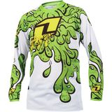 One Industries 2016 Youth Atom Vented Jersey - Slime - One Industries Dirt Bike Riding Gear