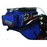Oxford X40 Magnetic Tank Bag -  Motorcycle Tank Bags