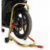 Pit Bull Hybrid Dual Lift Front Stand With Pin Kit - Motorcycle Products