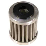 PC Racing Flo Stainless Steel Oil Filter - Cruiser Engine Parts & Accessories