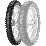 Pirelli Scorpion MX Mid Hard 554 Front Tire - Dirt Bike Front Tires