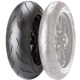 Pirelli Diablo Rosso Corsa Rear Tire - 190 / 55R17 Motorcycle Tires
