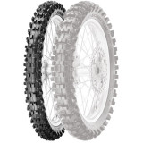 Pirelli Scorpion MX Mid Soft 32 Front Tire - Dirt Bike Front Tires