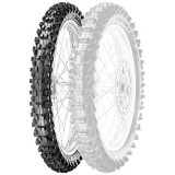 Pirelli Scorpion MX Soft 410 Front Tire - Dirt Bike Front Tires