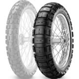 Pirelli Scorpion Rally Rear Tire - Pirelli Dirt Bike Dual Sport-DOT Tires