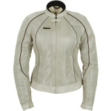 Pokerun Women's Wild Annie Jacket -  Motorcycle Jackets and Vests