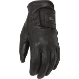 Pokerun Women's XG Leather Gloves - Motorcycle Gloves
