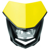 Polisport Halo Halogen Headlight - Dirt Bike Lights and Electrical