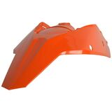 Polisport Rear Fender Pod - Dirt Bike Body Parts and Accessories