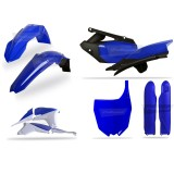 Polisport Complete Plastic Kit - Dirt Bike Body Parts and Accessories