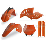 Polisport Plastic Kit - POD - Dirt Bike Body Kits, Parts & Accessories