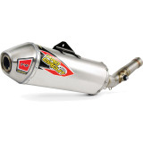 Pro Circuit T-6 Slip-On Exhaust - Dirt Bike Exhaust Systems & Accessories