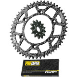 Pro Taper Chain and Metal Mulisha Sprocket Kit -