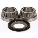 Pivot Works Steering Stem Bearing Kit - Honda Dirt Bike Bars and Controls