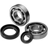 QuadBoss Crankshaft Bearing and Seal Kit - Dirt Bike Engine Parts & Accessories