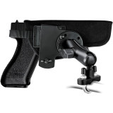 RAM Mounts Hand Gun Holster Handlebar Mount