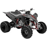 New Ray Toys 1:12 2008 Yamaha YFZ450 - Grey - Cruiser Toys