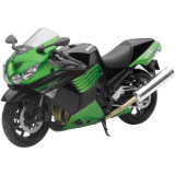 New Ray Toys 1:12 Kawasaki Ninja ZX-14 - Green - Cruiser Toys