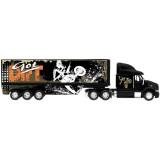 New Ray Toys 1:32 Got Dirt Long Hauler Truck