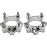 Rock Billet Wheel Spacers - ATV Wheel Spacers