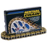 Renthal 428 R1 Chain - Honda 2015-CRF100F--RENTHAL-R1-428-CHAIN-130-LINKS Renthal Dirt Bike