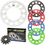 Renthal Chain & Sprocket Kit - Yamaha YZ85 Dirt Bike Drive