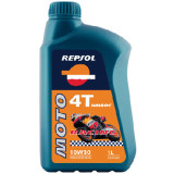 Repsol Moto 4T Racing Hmeoc Full Synthetic Oil - Fluids & Lubricants