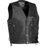 River Road 4-Pocket Vest -  Motorcycle Jackets and Vests