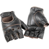 River Road Buster Vintage Shorty Gloves - River Road Cruiser Products