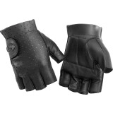 River Road Tucson Shorty Leather Gloves - River Road Cruiser Products