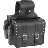 River Road Momentum Series Saddlebags With Quick Release Straps - River Road Cruiser Luggage and Racks