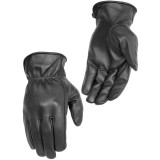 River Road Rally Leather Gloves - River Road Cruiser Products