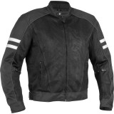 River Road Baron Mesh Jacket -  Motorcycle Jackets and Vests
