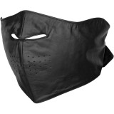 River Road Leather Facemask -  Motorcycle Helmet Accessories
