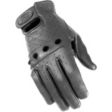 River Road Sturgis Leather Gloves - Motorcycle Gloves