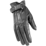 River Road Women's Laredo Leather Gloves - River Road Cruiser Products
