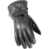 River Road Women's Taos Leather Gloves - River Road Cruiser Riding Gear