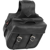 River Road Quantum Series Zip Off & Quick Release Slant Saddlebags
