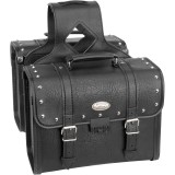 River Road Quest Series Rigid Zip Off Box Saddlebags With Security Lock - River Road Cruiser Luggage and Racks