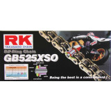 RK 525 GBXSO X-Ring Race Chain -  Motorcycle Chains and Master Links