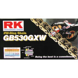 RK 530 GBGXW Series Chain -  Motorcycle Chains and Master Links