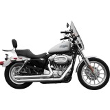 Rush Performance Crossover Series Full System - Cruiser Full Exhaust Systems