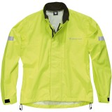 REV'IT! Cyclone H2O Rain Jacket -  Motorcycle Rainwear and Cold Weather