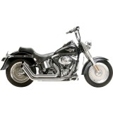 Samson Legend Series Sidewinders Exhaust - Cruiser Full Exhaust Systems