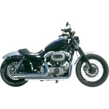 Samson Legend Series Pomona Exhaust - Cruiser Exhaust Systems