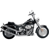 Samson Legend Series Renegades Exhaust - Cruiser Exhaust Systems