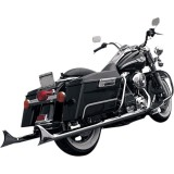 Samson True Dual Crossover Full System With Longtail Cholo Mufflers